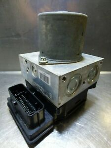 Original  AUDI Q3 8U ABS Steuergerät Hydraulikblock 5N0614109AS  GN0 TRW