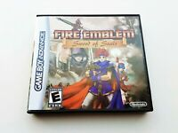 Fire Emblem Swords of Seal (aka Binding Blade) Gameboy Advance GBA - English USA