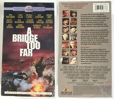 A Bridge Too Far Sealed 2 VHS set MGM/UA Screen Epics 1996