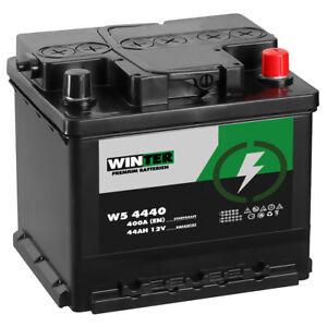 Autobatterie WINTER 12V 44Ah Starterbatterie NEU WARTUNGSFREI TOP ANGEBOT