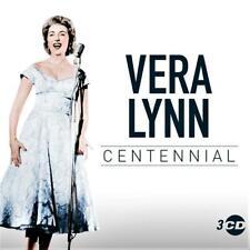 VERA LYNN - CENTENNIAL (NEW SEALED 3CD)