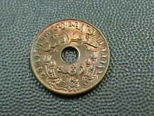 NETHERLANDS EAST INDIES 1 Cent  1942 UNCIRCULATED $ 2.99 maximum shipping in USA