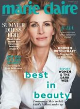 MARIE CLAIRE UK Magazine AUGUST 2019 JULIA ROBERTS * NEW & UNREAD * RRP £4.20