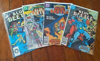 Blue Beetle #18,20-21,23 **4 ISSUE LOT** (DC 1987) VF/NM - Copper Age