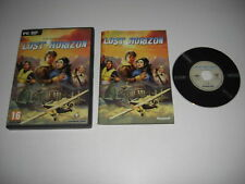 LOST HORIZON Pc DVD Rom Point 'n' Click Adventure FAST POST