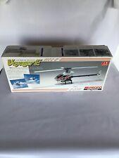 New Vintage JR PROPO Voyager E Electric Brushed Helicopter Kit