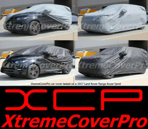 Car Cover 2014 2015 2016 2017 2018 2019 2020 2021 LAND ROVER RANGE ROVER SPORT