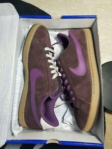Rare NIKE SB Zoom Classic sz 12 Boulder / Vintage Purple Light Brown 317719 251