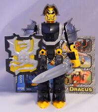 LEGO Technic Knights' Kingdom 8705 Ritter Dracus komplett + Bauplan #15