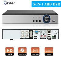 AVTECH 9CH AVZ308 5 in 1 1080P TVI+IP+AHD+Analog Push Video DVR,EagleEyes,IVS