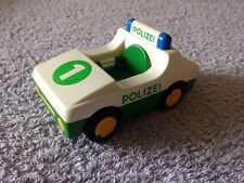Play Mobil 1990 Polizei Car