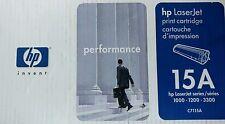 NEW HP LASERJET 15A C7115A PRINTER CARTRIDGE