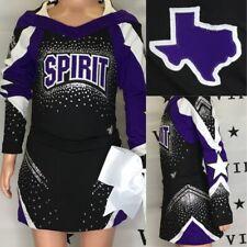 Cheerleading Uniform Allstar Spirt Of Texas Youth Med