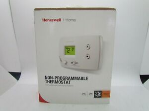 Honeywell RTH3100C Digital Heat / Cool Pump Non Programmable Thermostat