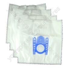 Bosch Microfibre Vacuum Cleaner Dust Bags Type D E F G H + Filter