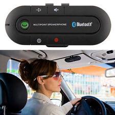 Wireless Bluetooth Handsfree Car Kit Speaker phone Speaker For iPhone 6S 7 Plus