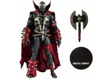 McFARLANE Mortal Kombat Action Figure Spawn with Axe Target Exclusive 18 cm