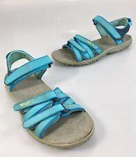 Teva Youth 3 US 33EU Tirra Aqua Blue Sports Sandals 6096