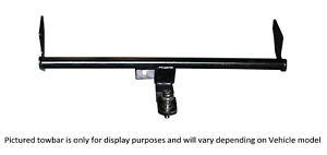 Standard Duty Towbar Kit 950kg FOR TOYOTA COROLLA ZZE122 HATCH ONLY 12/01-04/07