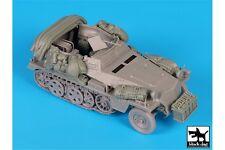 Black Dog T35132 1/35 Sd.Kfz. 250/3 GREIF accessories set