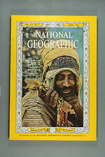 National Geographic, April 1965- Appomattox, Ny World's Fair, Brittany, Ethiopia