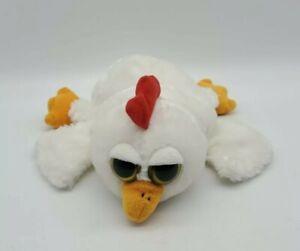 Caltoy Chicken Glove Hand Puppet Big Eyes Plush Teachers Preschool Stuffed Toy