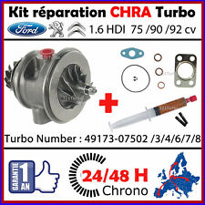 CHRA Cartridge TURBO Peugeot 307  1.6 hdi 90 92 cv 49173-07506 07507 07508 /902