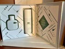 Coffret Homme Lacoste L.12.12 Eau de toilette 50ml + Déodorant spray 150ml (v)
