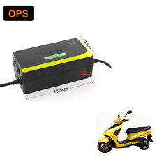 60V20AH Charger for Scooter Electric Bicycle Wheel Lead acid battery
