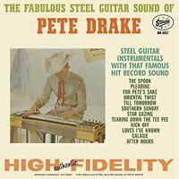 Pete Drake - Fabulous Steel Guitar Sound Of Pete Drake [New Vinyl LP] Colored Vi