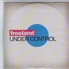 (BB150) Freeland, Under Control - DJ CD