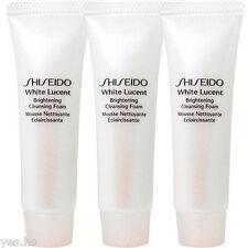 Shiseido White Lucent Brightening Cleansing Foam W - Sample 30ml x 3 pcs