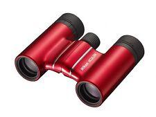 Nikon Binoculars ACULON T01 10x21 red (BAA804SB)