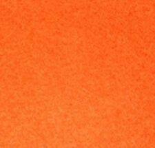 21 OZ. POOL TABLE -BILLARD CLOTH -FELT - 7 Ft  PRE CUT - ORANGE