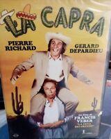 LA CAPRA di Francis Veber, DVD nuovo, Depardieu, Richard
