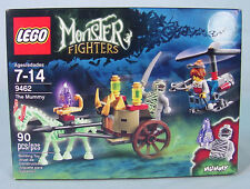 MONSTER FIGHTERS~ Lego # 9462 THE MUMMY~ Glow in the Dark Parts~ Factory Sealed~