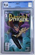 DC's Batgirl #1 New 52 Adam Hughes CGC 9.6
