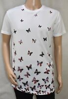Mens Good For Nothing Escape Bloom White T-Shirt (GFN4) RRP. £29.99