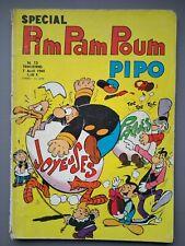 SPECIAL PIM PAM POUM PIPO N° 13 ED LUG 7 AVRIL 1965 BON ETAT