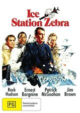 NEW  Ice Station Zebra ( Rock Hudson )