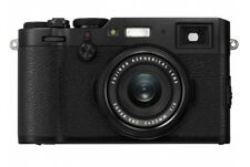 FUJIFILM X100F Digital Camera - Black (with Fujinon 23mm F/2 Lens)