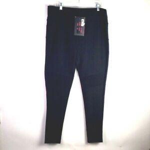 Bae City Women's Leggings 3X High Waist Black MSRP $30 NEW  *E