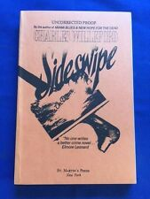 SIDESWIPE - UNCORRECTED PROOF BY CHARLES WILLEFORD