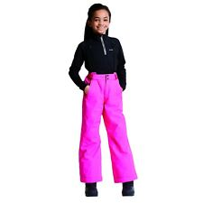 DARE 2B WHIRLWIND CYBER PINK SKI PANTS SALOPETTES GIRLS Sizes 9-10,11-12, 13/14