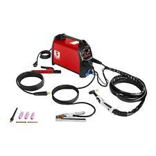 WIG Schweißgerät 200 Ampere - IGBT Inverter TIG MMA DC E-Hand HF-Zündung 230 V