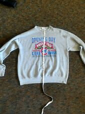Vintage Chicago Cubs Opening Day Sweatshirt 2000