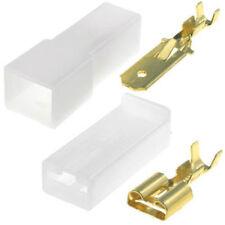 KFZ Stecker Kontakte Set Adapter Strom Kabel Stromdieb Steckverbindung Splitter