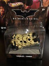 Mattel Hot Wheels Batman Begins Tumbler 1:50 Die Cast