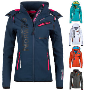 Geographical Norway Giacca da Donna