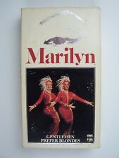 Gentlemen Prefer Blondes VHS Marilyn Monroe